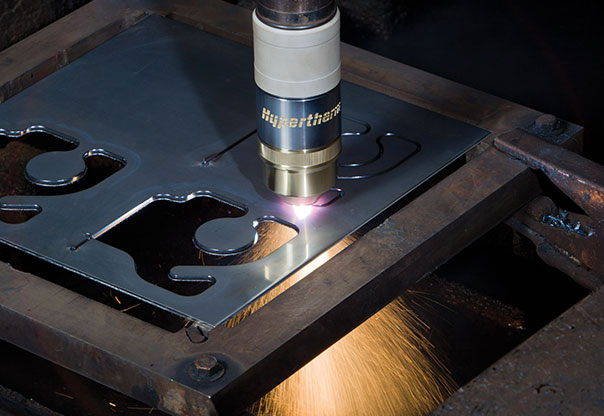 Sečenje na CNC plazmi